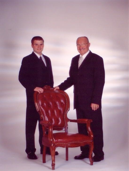 Bernd und Walter Steininger 3