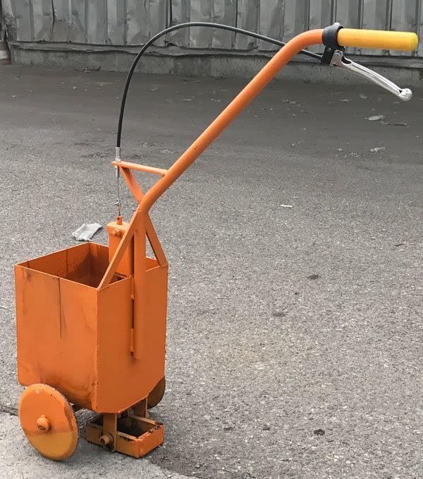 ORIGINAL STEIWA Vergusswagen