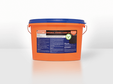 ORIGINAL STEIWA-VARIO 0/8 Premium-Reaktivasphalt