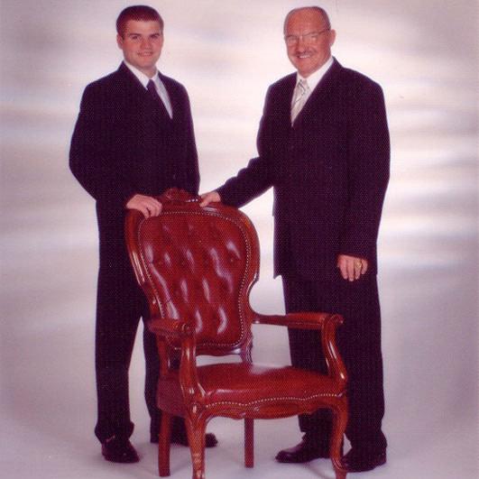 Bernd und Walter Steininger 2