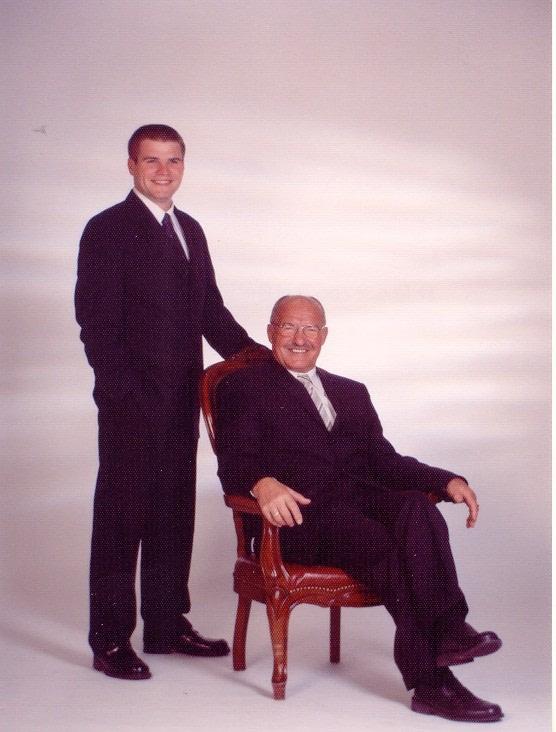 Bernd und Walter Steininger 1